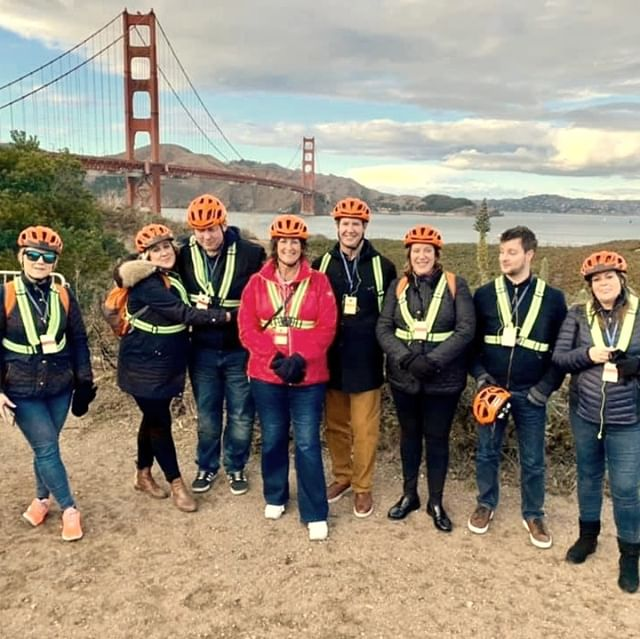 Choose from five VIP 🥂 Tours with exclusive routes!  Only available for small private tour parties. If you have a group from 2 to 10 guests, we can arrange a memorable Private Segway or Electric Scooter Tour in San Francisco. Perfect for birthday parties , corporate team building 🏽, meetings, family reunions, social groups or just plain fun with your friends or family .   We also offer Large Group Tours, Team Building and Scavenger Hunts for groups from 8 to 100 guests. OR CHECK OUT OUR … Santas on Segways tour! Cruise the city dressed as Santa in this 2.5-hour outing (includes Santa suits 🏽🤶🏻and beard, hot chocolate , cookies , decorated helmets, and holiday music). The tour covers Fisherman's Wharf, Pier 39 Tree, North Beach, Ghirardelli Square Tree , Chinatown ⛩️, and the Embarcadero's Holiday Ice Rink ⛸️.  ALSO NEW! 🤶🏽Holiday Lights and Sites San Francisco Tour aboard Lucky Tuk Tuk 2-hour outings aboard 6 passenger decorated electric-powered rickshaws include yummy hot cocoa , candy canes, fuzzy Santa hats 🏾and plenty of sing-along holiday karaoke . 🌜Nightly 7:30 pm November 28- Dec 30 departs Fisherman's Wharf 🦀   Call 415-474-3130 for reservation or book online https://electrictourompany.com/ . . .  #alwayssf