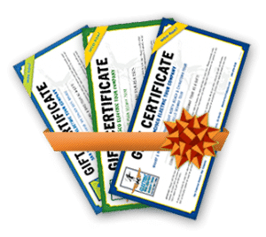 Electric Scooter Tours Gift Certificates