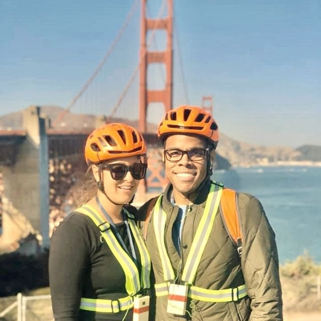 Who Says Scooters can't be ROMANTIC ... take your honey cruizin!⁠ ⁠ January days are crisp and clear, with plenty of opportunities to see the sights and snuggle! We have Jackets 🧥and gloves 🧤and hats so bring your sweetie and stay warm.⁠ ⁠ Large or small group PRIVATE - VIP tours!⁠ ⁠ 1) Fisherman's Wharf, Waterfront & North Beach Segway Tour⁠ ⁠ 2) San Francisco Waterfront 🦀 Quick & Fun Segway Tour⁠ ⁠ 3) Sunset Chinatown⛩️ & Little Italy  Segway Tour⁠ ⁠ 4) Official Golden Gate Park 🦌Segway Tour⁠⁠ ⁠ 5) Golden Gate Park 🌲Quick & Fun Segway Tour⁠ ⁠ 6) Park 🌳 Segway Tour to Ocean Beach  & Windmills⁠ ⁠ 7) We also offer Large Group Tours, Team Building and Scavenger Hunts  for groups from 8 to 100 guests.⁠ ⁠ Call for all the details 415-474-3130 for reservation or book online https://electrictourompany.com/⁠ ⁠.⁠ .⁠ .⁠ ⁠ ⁠ ⁠ ⁠